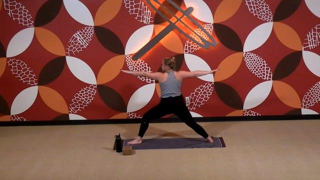 45 Minute Flow w/ Emily (Livestream 1...