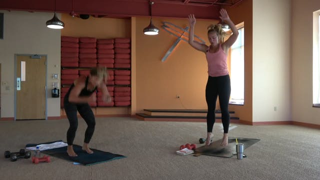45 MInute Power Up w/Jorie (7/30/20 L...