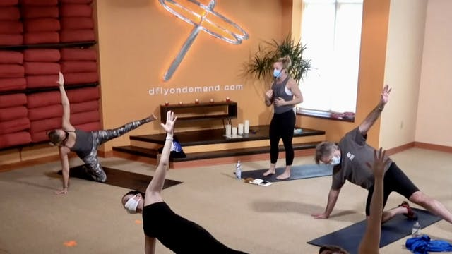 45 Minute Power Flow w/ Shawn (Livest...