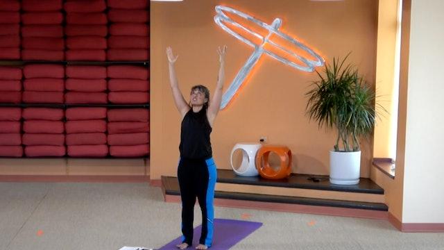 45 Minute Flow with Suki (Foundation 1: Mountain Pose)