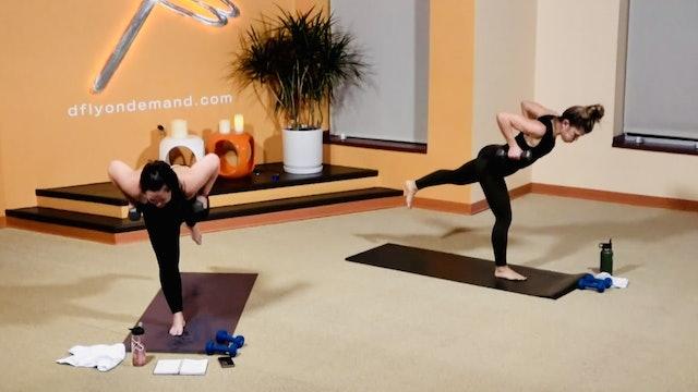 45 Minute Yoga Up® w/Nicole (Livestream 11/18/20) Starts @the 12:50 Min Mark