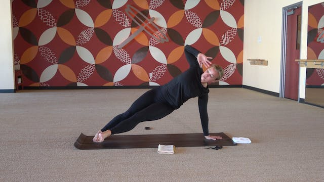 10 Minute Core Sequence with Jorie