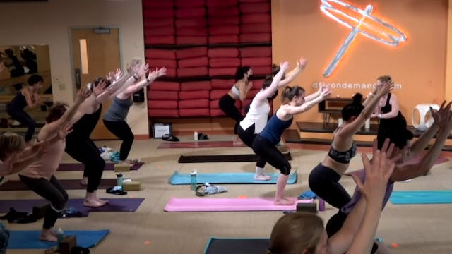 60 Minute Flow w/ Kay (Livestream fro...