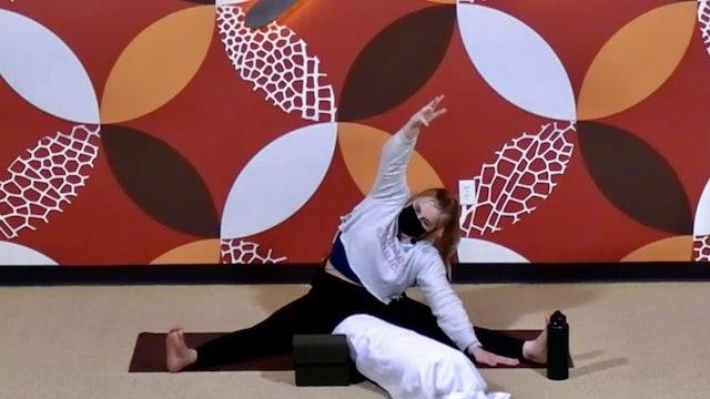 60 Minute Yin w/ Emily (Livestream from 3/7/21)