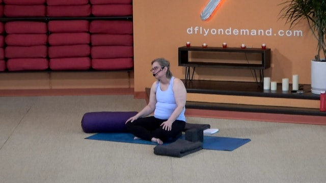 23 Minute Gentle Movement with Carrie from 01/21/21