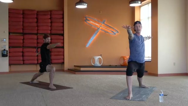 45 Minute Power Flow w/Brady (Livestr...