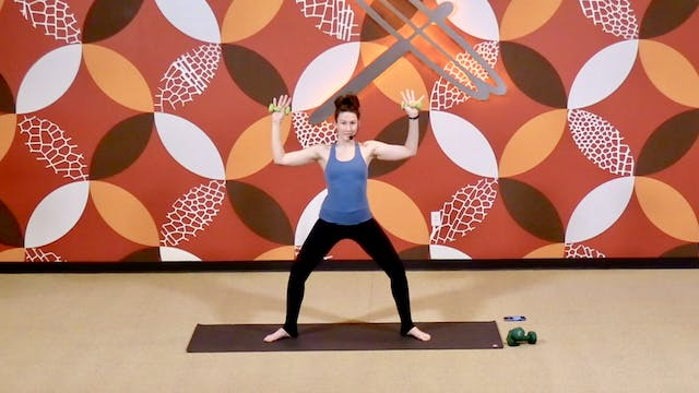 20 Minute Arm Blaster with Laura from...