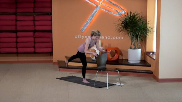 20 Minute BarreAmped Boot Camp with L...