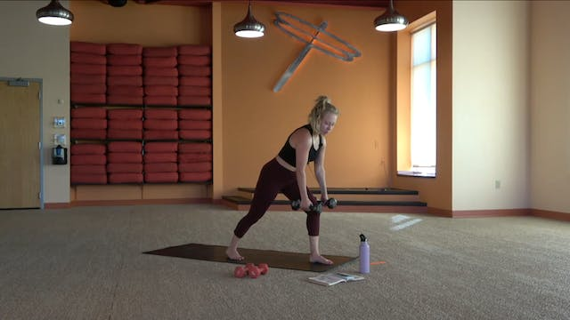 45 Minute Yoga Up® w/Haley (7/29/20 L...