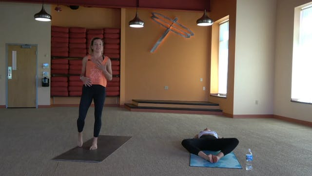45 minute Core Flow w/Sam (06/08/20 L...