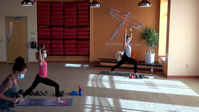 45 Minute Yoga Up® w/ Cassie (Livestr...