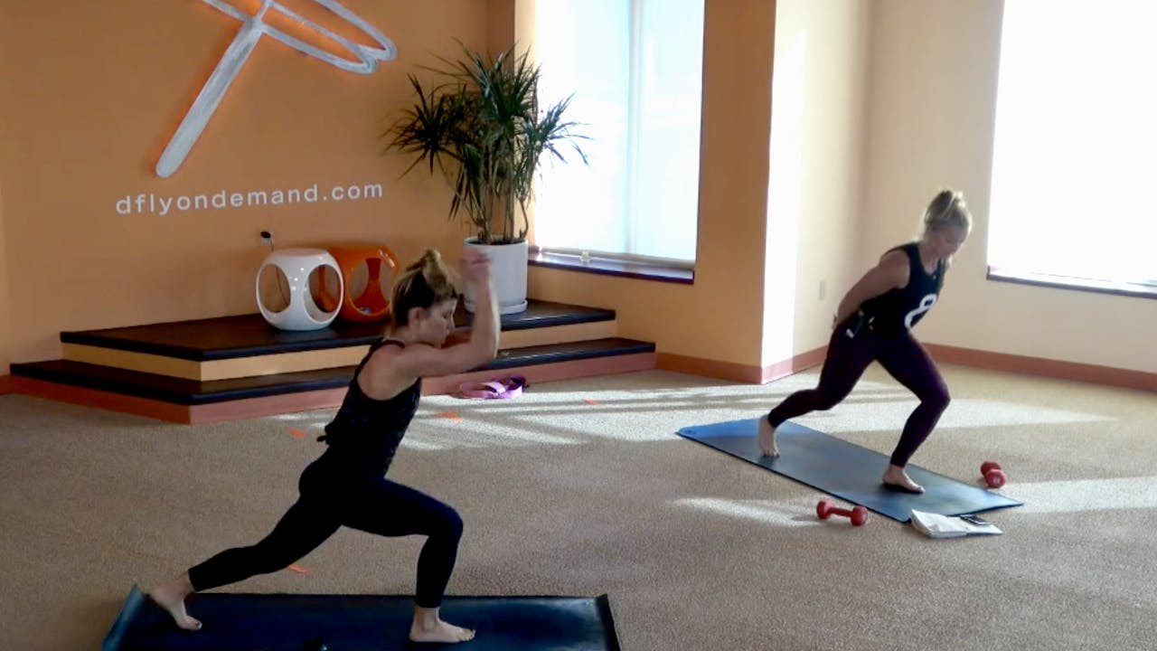 45 Minute Yoga Up® with Shawn from 11/12/20