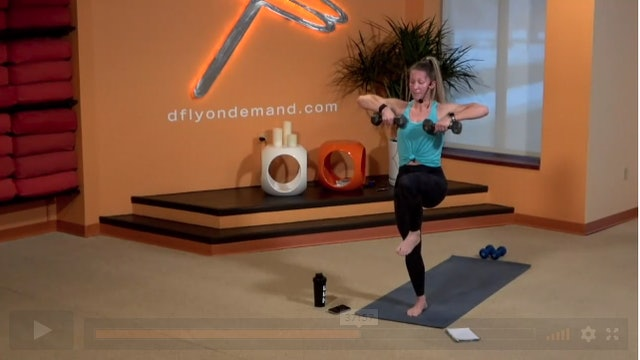60 Minute Yoga Up w/ Carrie (Livestream from 9/19/21)