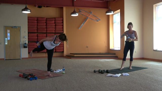45 minute Yoga Up® w/Sam (7/28/20 Liv...