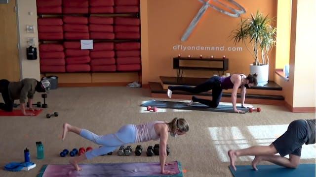 45 Minute Yoga Up® w/ Laura (Livestre...