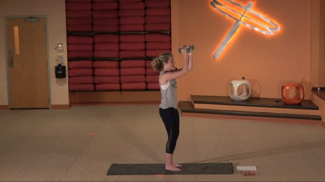 10 Minute Boot Camp Arms with Lindsey