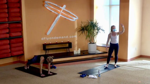 45 Minute Yoga Up® w/ Shawn (Livestre...