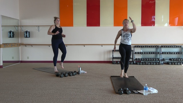 40 Minute Power Up with Shawn