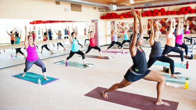 LIVE Yoga Up w/ Nicole, Sunday 11/29/...