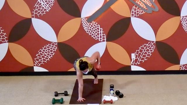 45 Minute Yoga Up® w/Meranda (Livestream from 10/10/21)