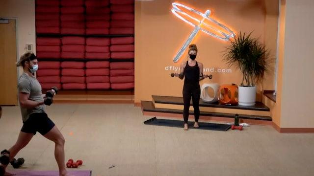 45 Minute Yoga Up w/Ashley (Livestream from 10/28/20) Starts @the 17:00 Min Mark
