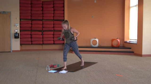45 Minute Yoga Up® w/Haley (Livestream from 08/31/20) Starts @ 6:10 minute mark