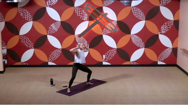 45 Minute Core Flow w/ Caroline (Live...