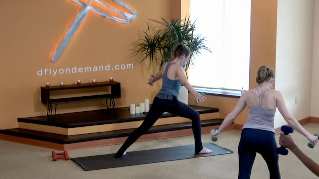 45 Minute Yoga Up® w/ Laura (Livestream from 2/21/21)