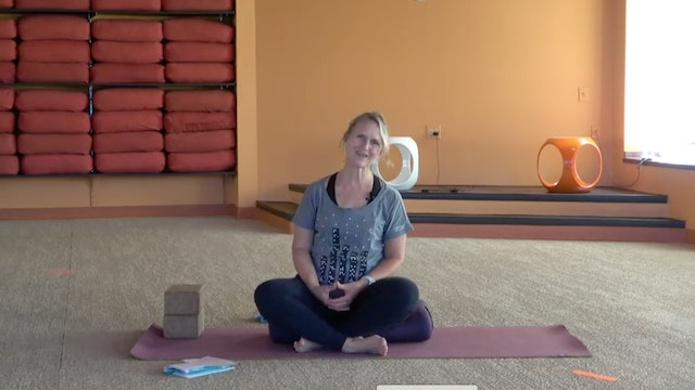 45 Minute Yin w/Kay (Livestream from 08/30/20) Starts @ the 11:00 Minute Mark