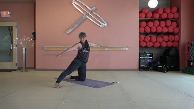 40 Minute Hip Mobility Flow with Suki