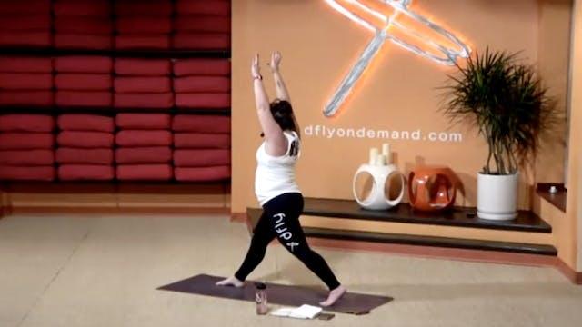45 Min Yoga Up w/ Nicole (Livestream ...