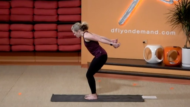 15 Minute BarreAmped Fire Arms with Lindsey from 10/28/20