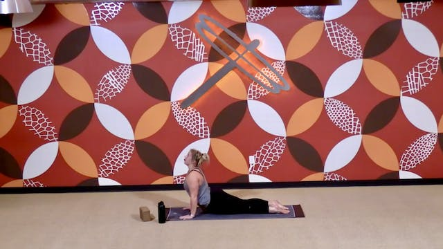 45 Minute Flow w/ Emily (Livestream f...