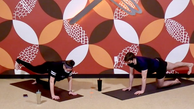 45 Minute Flow & Yin with Laura (Livestream from 2/25/21)