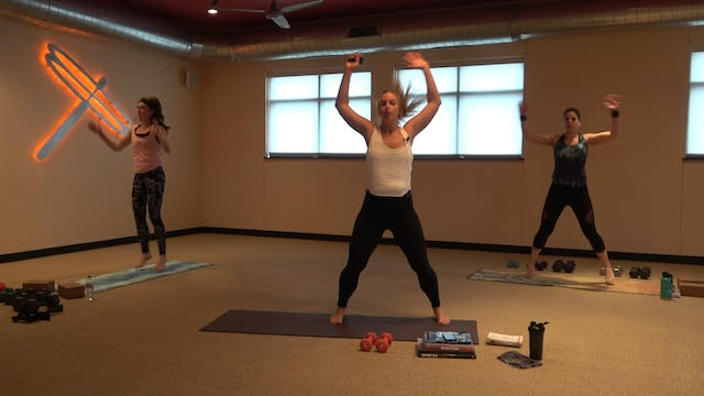 45 Minute Power Up with Jorie