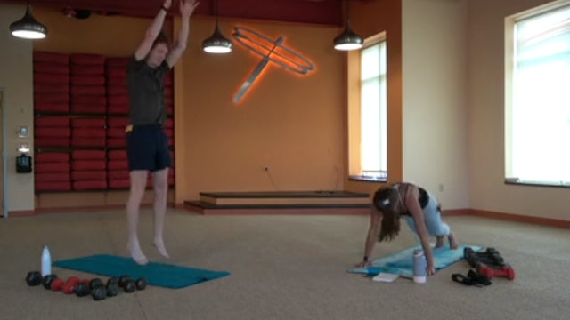 45 Minute Yoga Up® with Laura (07/27/20 Livestream) Starts at 14:00