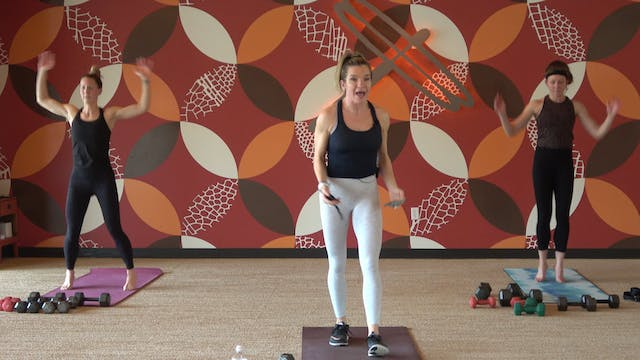 45 Minute Power Up® with Sam