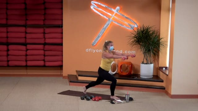 45 Minute Power Up w/ Jorie (Livestre...