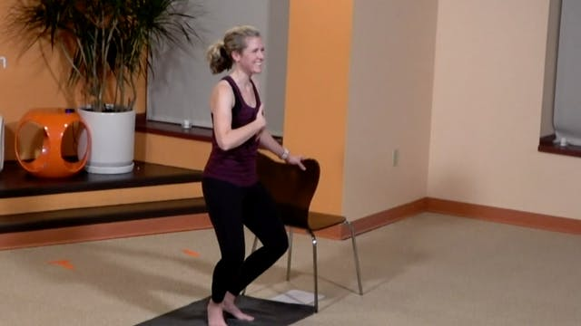 15 Minute BarreAmped Legs with Lindse...