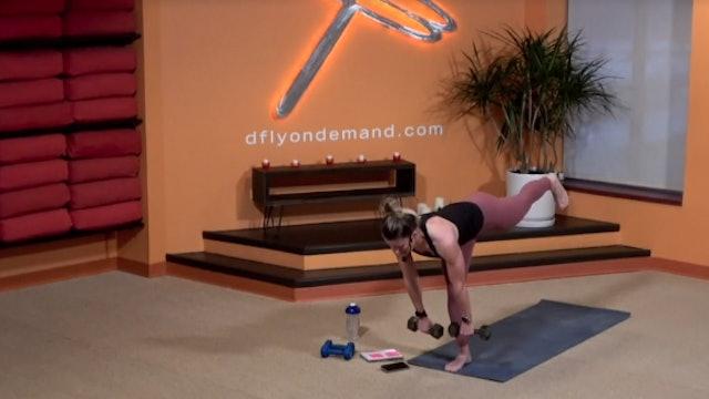 45 Minute Yoga Up w/ Lauren (Livestream from 1/11/21) Starts @ 00:15 minute mark