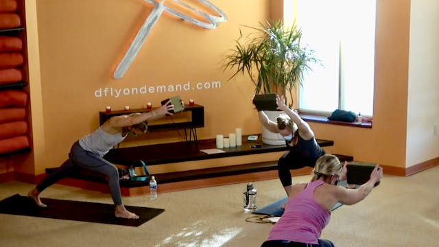 45 Minute Core Flow with Shawn (Lives...