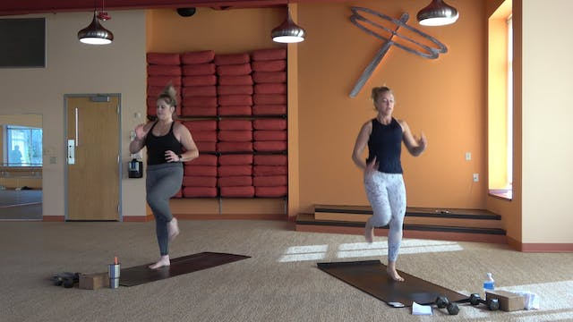 45 Minute Circuit Up® with Shawn