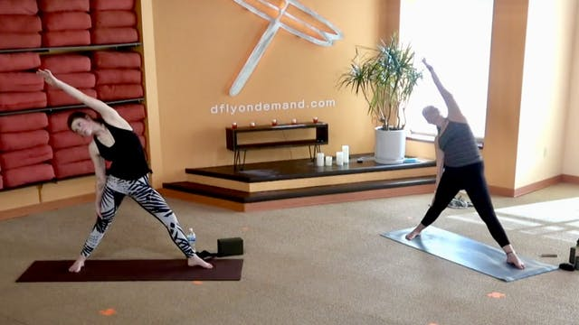 30 Minute Power Flow with Cassie (Fil...