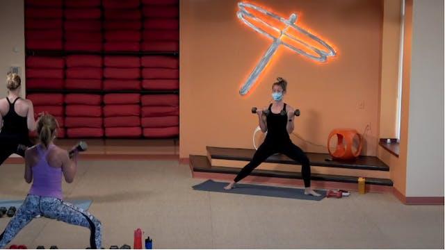 45 Minute Yoga Up w/ Lauren (Livestre...