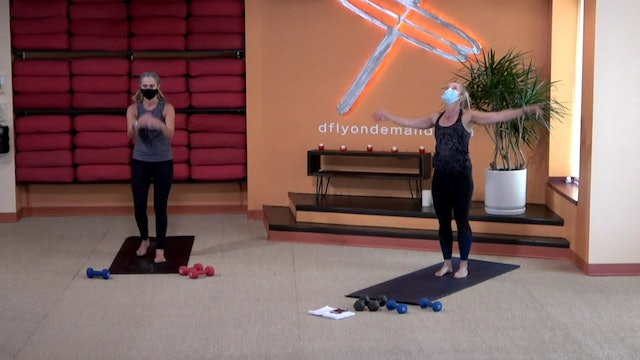 45 Minute Yoga Up® with Shawn from 01/11/21