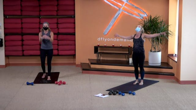 45 Minute Yoga Up® with Shawn from 01...