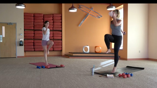 45 Minute Power Up® w/Jorie (Livestream from 08/14/20) Starts @the 05:50 mark