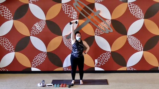 45 Minute Yoga Up® w/ Nicole (Livestr...