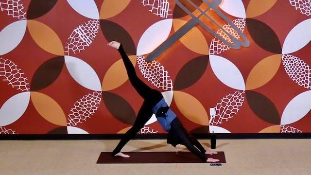 45 Minute Flow & Yin w/Laura (Livestr...