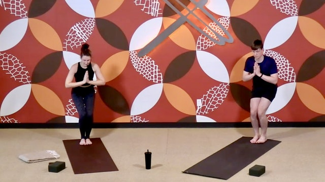 45 Minute Core Flow w/ Laura (Livestream from 02/07/21)
